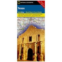 Texas Road Map & Travel Guide