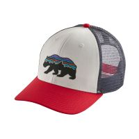 Fitz Roy Bear Trucker Hat