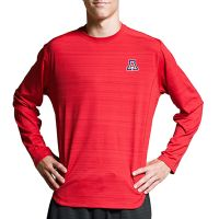 Essential Crew Long Sleeve UA Logo