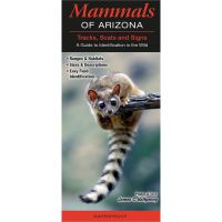 Mammals Of Arizona: Tracks, Scats And Signs: A Guide To Identification In The Wild