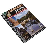 Colorado Trails Spiral Bound: Front Range Region