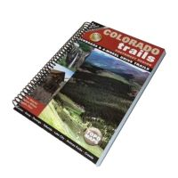Colorado Trails Spiral Bound: Southwest Region