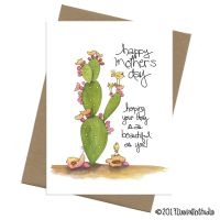Mother's Day Notecard