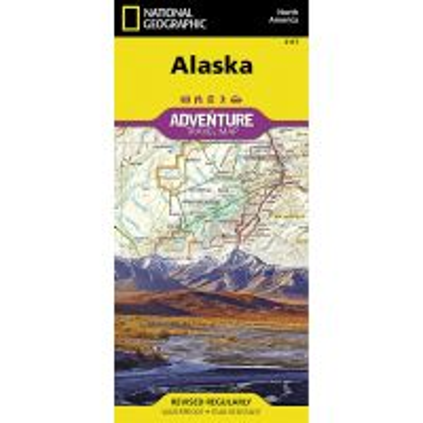Adventure Map: Alaska