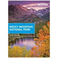 Moon: Rocky Mountain National Park