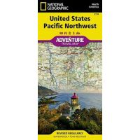Adventure Map: Pacific Northwest
