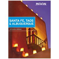 Moon: Santa Fe, Taos & Albuquerque - 5th Edition