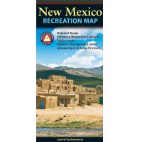 Benchmark Recreation Map: New Mexico