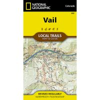 Trails Illustrated Map: Vail Local Trails