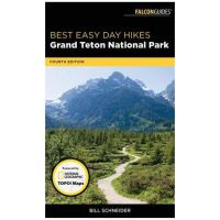 Best Easy Day Hikes Grand Teton - 4th Edition