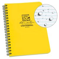 """All-Weather Side-Spiral Notebook - 4 5/8"""" X 7"""""""