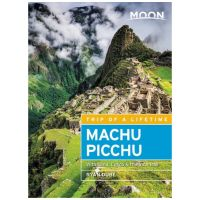 Moon: Machu Picchu: With Lima, Cusco