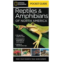Pocket Guide To Reptiles & Amphibians Of North America