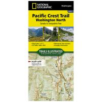 Pacific Crest Trail: Washington North: Canada To Snoqualmie Pass
