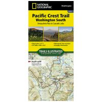 Pacific Crest Trail: Washington South: Snoqualmie Pass To Cascade Locks
