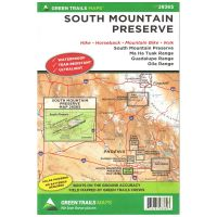South Mountain Preserve Map - 2015 Edition