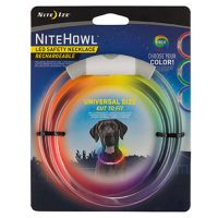 NiteHowl Rechargeable LED Safety Necklace