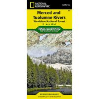 Merced and Tuolumne Rivers: Stanislaus National Forest