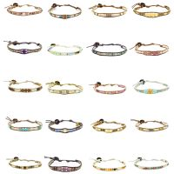 Single Wrap Bracelet - Desert Bloom Collection