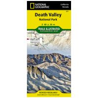Trails Illustrated Map: Death Valley National Park