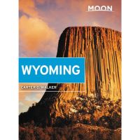Moon: Wyoming - 3rd Edition