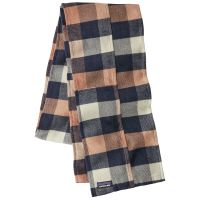 Fjord Flannel Patchwork Scarf