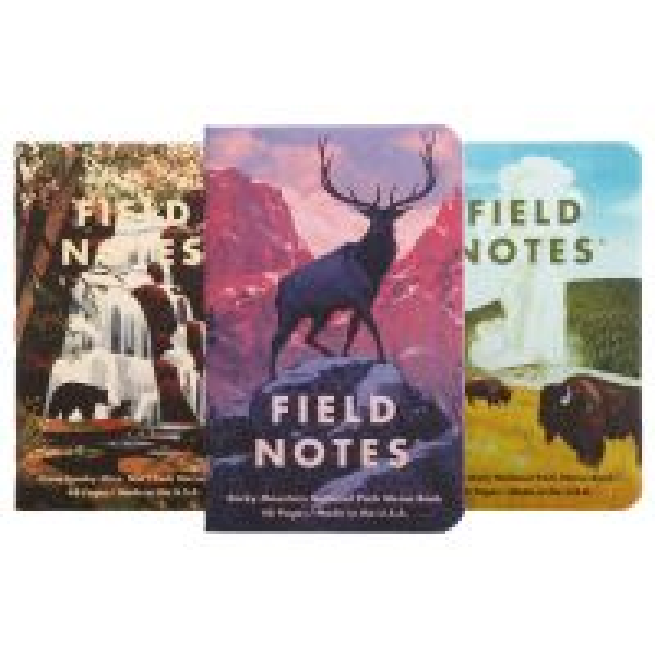 National Parks 3-Pack