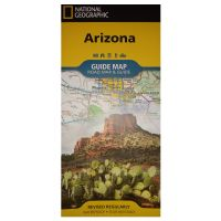 Guide Map: Arizona Road Map & Travel Guide - 2019 Edition