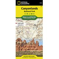 Trails Illustrated Map: Canyonlands National Park - 2019 Edition