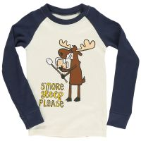 S'more Sleep PJ Tee