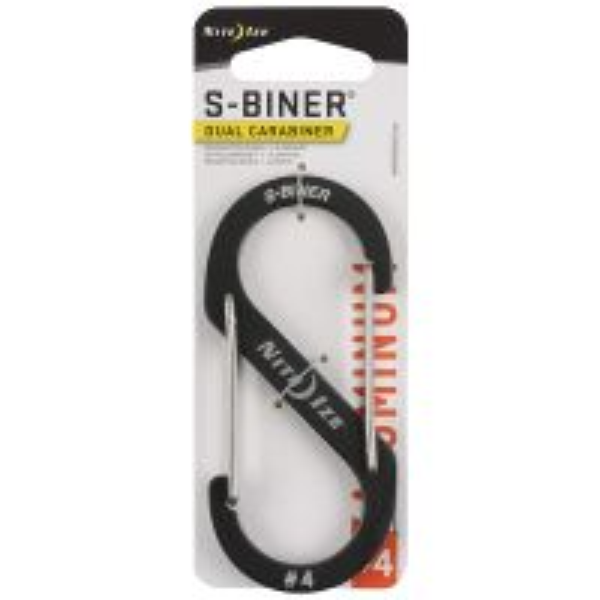 S-Biner Aluminum Dual Carabiner