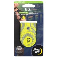 TagLit Rechargeable Magnetic LED Marker