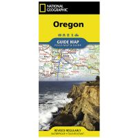 Guide Map: Oregon Road Map