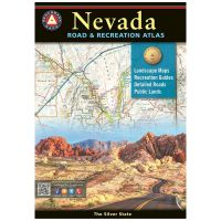Benchmark Road & Recreation Atlas: Nevada - 2020 Edition