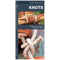 Pocket Naturalist Guide: Knots: A Folding Guide To Purposeful Knots