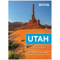 Moon: Utah With Zion, Bryce Canyon, Arches, Capitol Reef