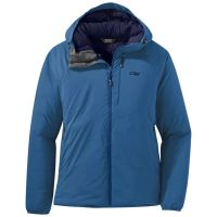 Refuge Hooded Jacket