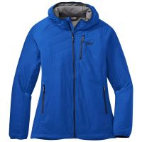 Refuge Air Hooded Jacket