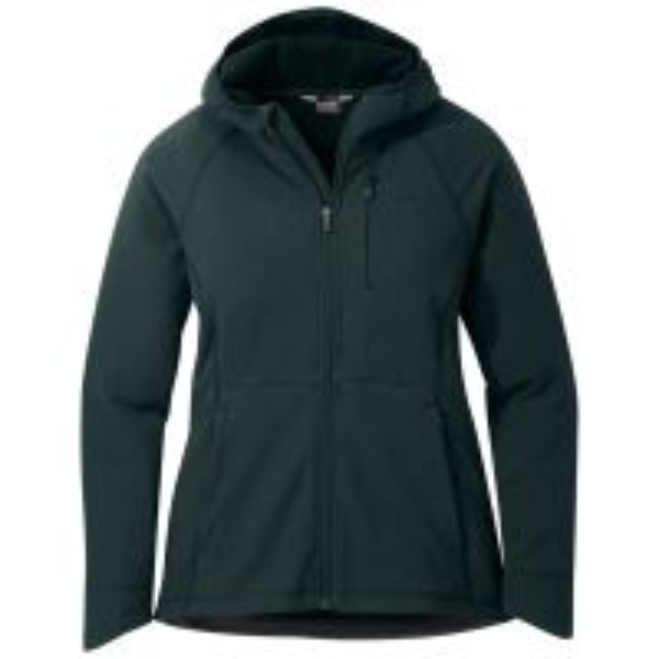 Georgetown Hooded Jacket