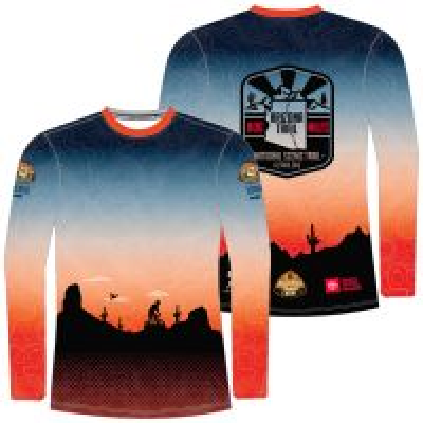 AZT Long Sleeve Tech Shirt
