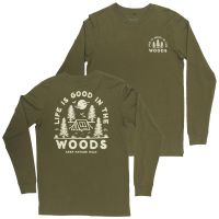 Good In The Woods Unisex Tee