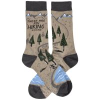 These Are My Hiking Socks