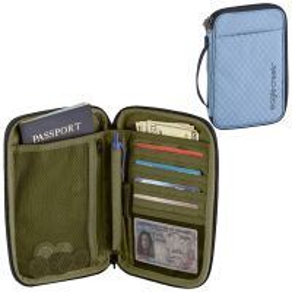 RFID Travel Zip Organizer