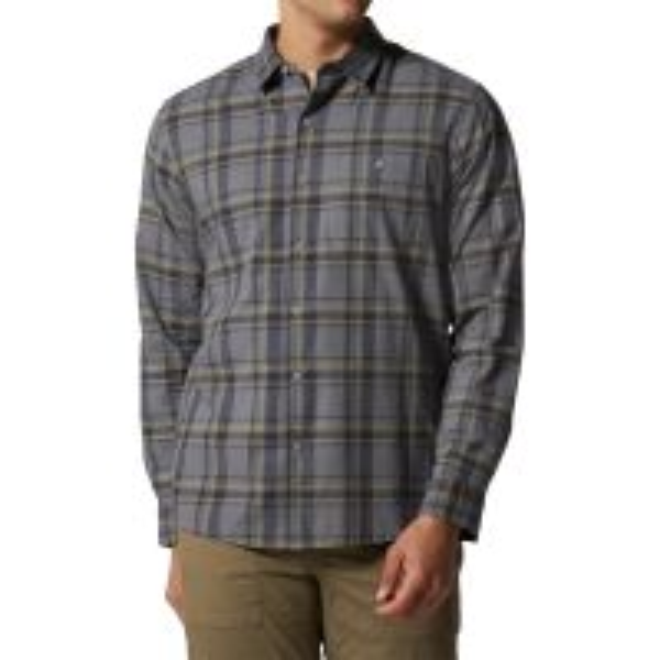 Big Cottonwood Long Sleeve Shirt
