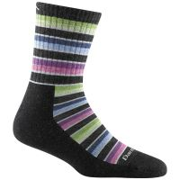 Decade Stripe Micro Crew Midweight With Cushion