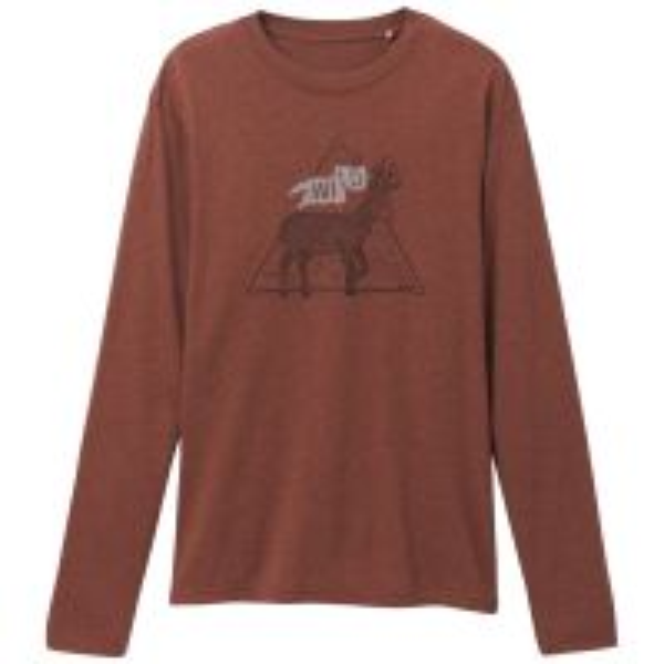 Journeyman Long Sleeve T-Shirt
