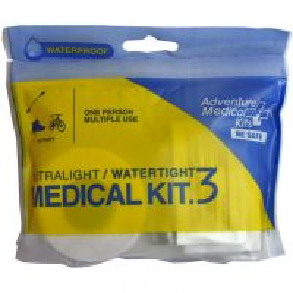 Ultralight and Watertight .3 Medical Kit