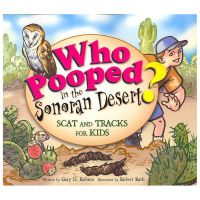 Who Pooped In the Sonoran Desert