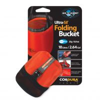 Ultra-Sil Folding Bucket - 10 Liter