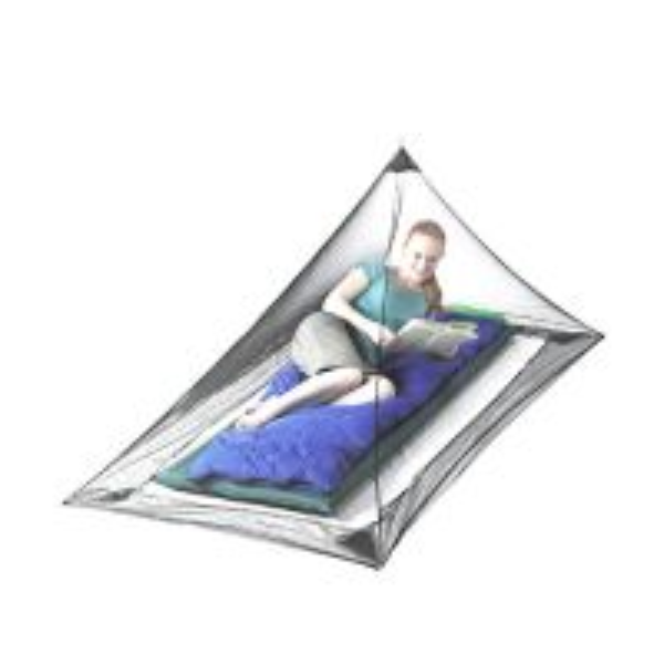 Nano Mosquito Pyramid Net Shelters